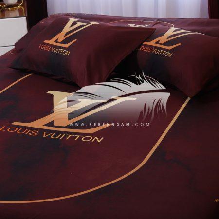 طقم سرير مطبوع