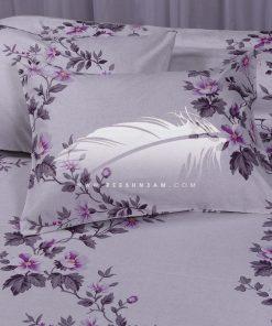 طقم سرير مشجر