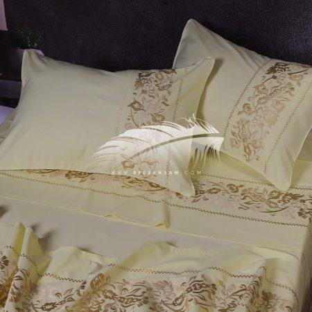 طقم سرير اطفال مطرز